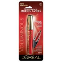 L'Oreal® Paris .31 oz. Voluminous Million Lashes Excess Mascara in Black