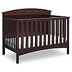 Delta™ Children Archer 4-in-1 Convertible Crib in Dark Chocolate