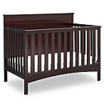 Delta™ Children Fancy 4-in-1 Convertible Crib in Dark Chocolate