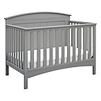 Delta™ Children 4-in-1 Convertible Crib in Grey