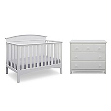 Elegant Deltau0026trade; Children Archer Furniture Collection In Bianca