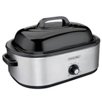 Hamilton Beach® 18-Quart Roaster Oven Slow Cooker