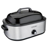 Hamilton Beach® 18-Quart Roaster Oven Slow Cooker