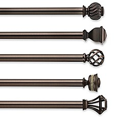 premier complete decorative window hardware in oil rubbed bronze