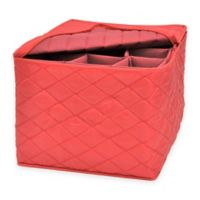 .ORG™ Stemware Saver Storage Case in Red
