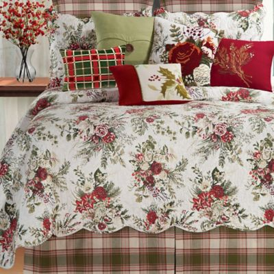 Buy Holiday Bedding Quilts from Bed Bath & Beyond : holiday bedding quilts - Adamdwight.com