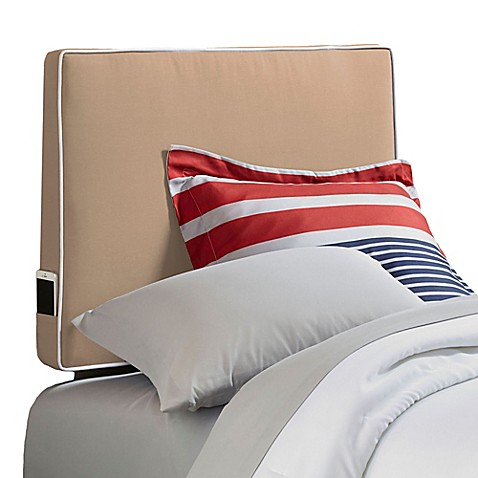 Perfect Fit 174 Instant Headboard Pillow Bed Bath Amp Beyond