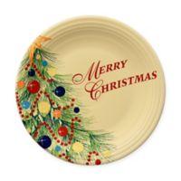 fiesta christmas tree merry christmas dinner plate