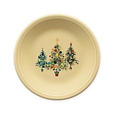 Fiesta® Christmas Tree Trio Salad Plate  sc 1 st  Bed Bath \u0026 Beyond & Fiesta® Christmas Tree Dinnerware Collection - Bed Bath \u0026 Beyond