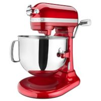 KitchenAid® Pro Line® 7 qt. Bowl-Lift Stand Mixer in Red