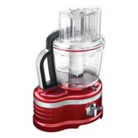 KitchenAid Pro Line Series 16-Cup Food Processor in Red