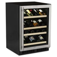 Marvel ML24WSG1RS Gallery 24-Inch Single Zone Wine Cellar with Right-Hinged Door