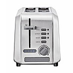 Chefman Stainless Steel 4-Slice Wide/Long-Slot Toaster