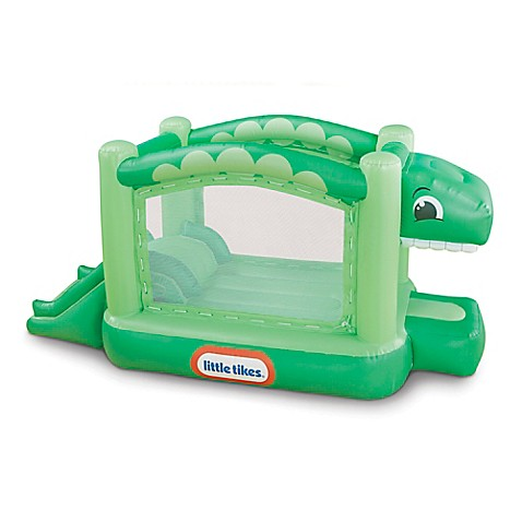 Little Tikes 174 My 1st Dino Bouncer Buybuy Baby