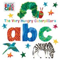 """The Very Hungry Caterpillar's ABC"" Book by Eric Carle"