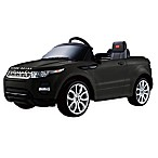 Range Rover Evoque Ride-On in Black