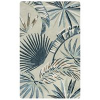 Rizzy Home 8-Foot x 10-Foot Cabot Bay Rug in Khaki