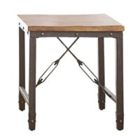 Steve Silver Co. Ashford End Table in Honey