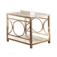 Buy Glass End Tables Bed Bath Beyond
