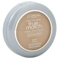 L'Oreal® True Match .33 oz. Natural Mineral Foundation Nude Beige