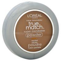 L'Oreal® True Match .33 oz. Natural Mineral Foundation Cappuccino