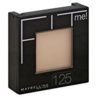 Maybelline® Fit Me!® .3 oz. Pressed Powder in Nude Beige