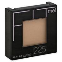 Maybelline® Fit Me!® .3 oz. Pressed Powder in Medium Buff