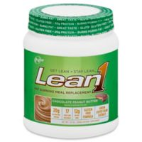 Lean1™ 2 lb. Fat Burning Meal Replacement in Chocolate Peanut Butter