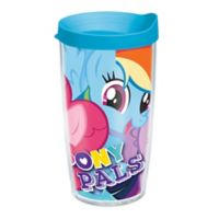 "Tervis® My Little Pony ""Pony Pals"" 16 oz. Wrap Tumbler with Lid"
