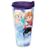 Tervis® Frozen Anna and Elsa Magic 24 oz. Wrap Tumbler with Lid