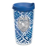 Tervis® Police Courageous Wrap 16 oz. Tumbler with Lid