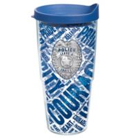 Tervis® Police Courageous Wrap 24 oz. Tumbler with Lid