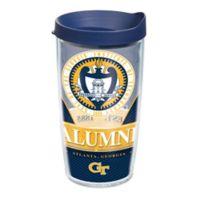 Tervis® Georgia Tech Yellow Jackets Alumni 16 oz. Wrap Tumbler with Lid