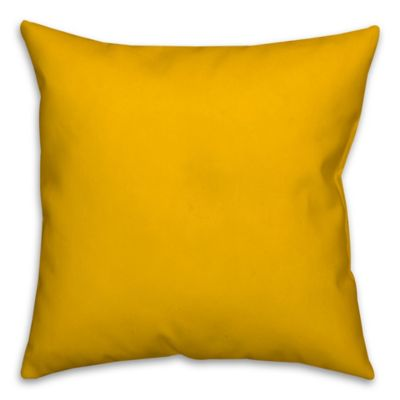Yellow Decorative Pillows For Bed : Yellow Sofa Pillows Contemporary Yellow Throw Pillow Covers 16x16 By Thehomecentric - TheSofa