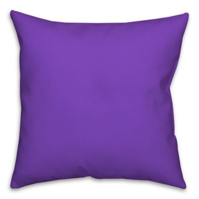 Buy Purple Decorative Pillows From Bed Bath Amp Beyond