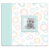 Baby Photo Cover Scrapbook Album in Green