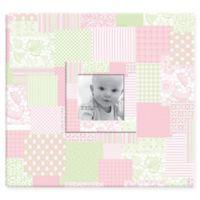 Baby Photo Cover Scrapbook Album in Pink