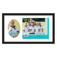 MCS 8-Inch x 10-Inch Team Photo Picture Frame in Black