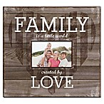 Family Love 12-Inch x 12-Inch Scrapbook