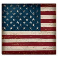 Large American Flag 20-Photo Album