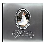 200-Photo Wedding Album in Silver