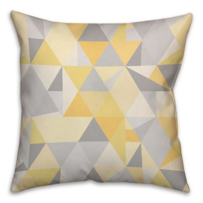 Yellow Decorative Pillows For Bed : Buy Yellow Bed Decorative Pillows from Bed Bath & Beyond