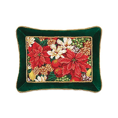 Crimson Glory Oblong Throw Pillow - Bed Bath & Beyond
