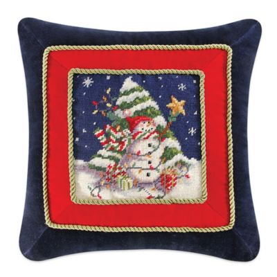 Buy Holiday Pillows from Bed Bath & Beyond