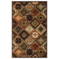 Rizzy Home Southwest Serenity 9-Foot x 12-Foot Multicolor Rug