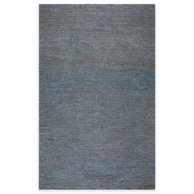 Rizzy Home 3 Foot X 5 Foot Two Tone Reversible Area Rug In