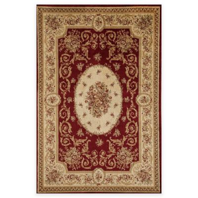 Buy Red Area Rugs From Bed Bath Amp Beyond