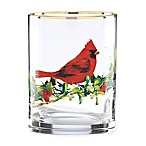 Lenox® Winter Greetings® Cardinal Double Old Fashioned Glasses (Set of 4)