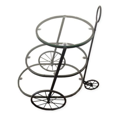 Buy Shelves On Wheels From Bed Bath Amp Beyond