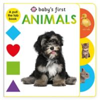 """""""Baby's First Animals"""" Board Book by Roger Priddy"""